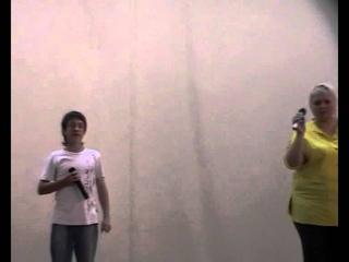 Лагерь Орбита 3 смена 2009   1 отряд Таланты Песня Солнце