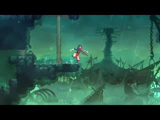 Teaser for Dead Cells Fatal Falls DLC - Landing Early 2021!