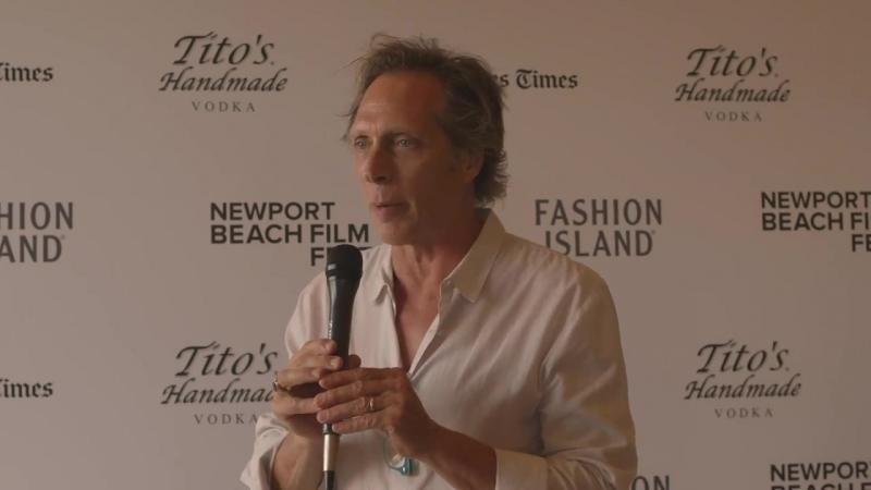 William Fichtner @ the 2017 Newport Beach Film Festival