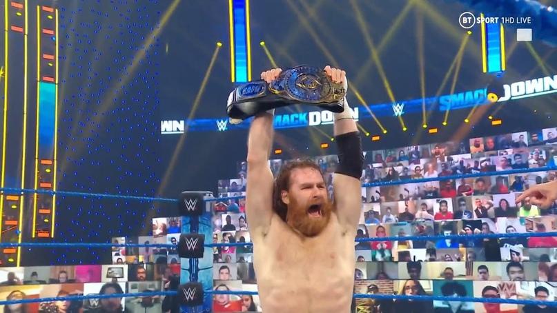 SmackDown 13.11.20, изображение №2