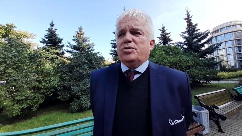 Комментарий адвоката Сергея Фургала Борис Кожемякин после открытого заседания суда 21 09 2020