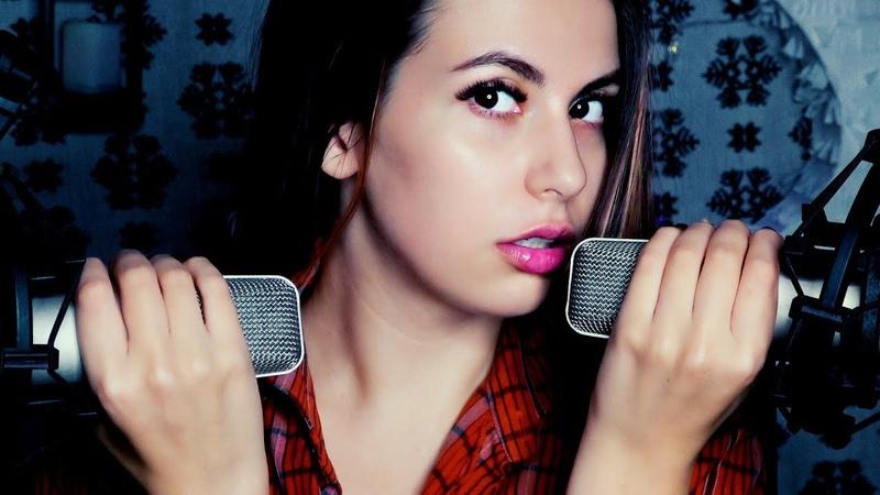 ASMR Microphone Scratching Stroking