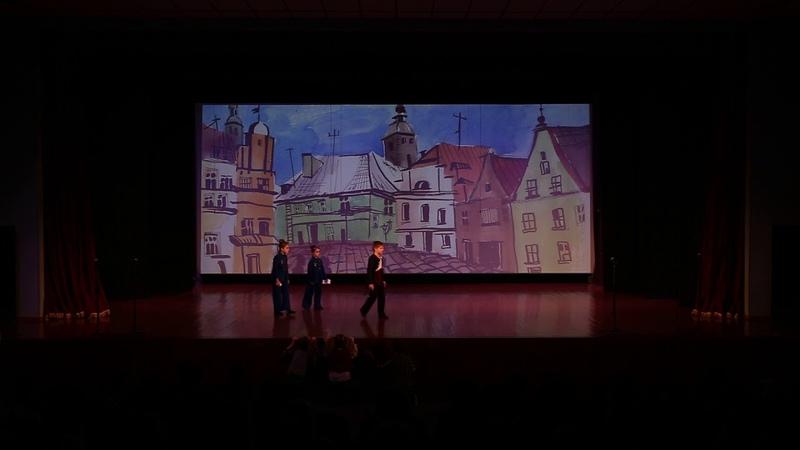 Спектакль Пеппи Длинный чулок 15 12 2018