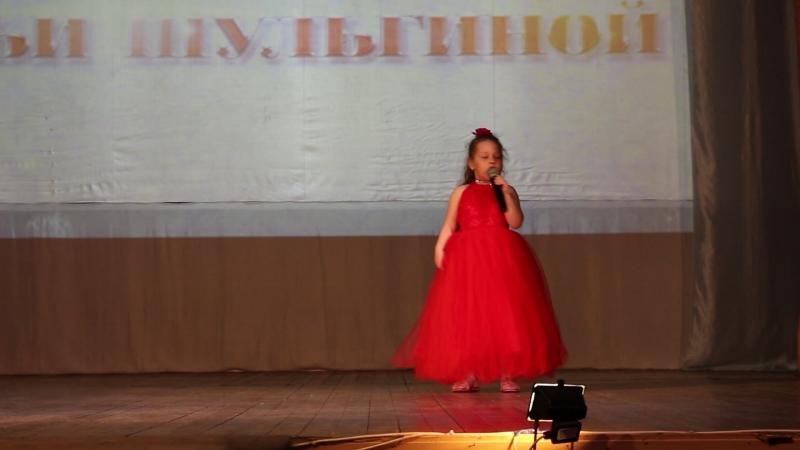 Впервые на сцене Аринкин дебют 1 05 2018