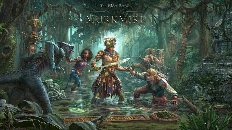 The Elder Scrolls Online Murkmire официальное видео