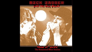 MICK JAGGER & THE RED DEVILS - THE FULL 1992 BLUES SESSIONS DEFINITIVE EDITION 2021