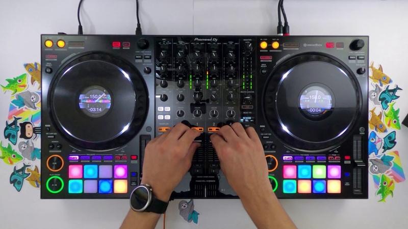 Trap Mix on Pioneer DDJ-1000 [Marshmello, Bro Safari, 4b, Afrojack, Sheck Wes, Saymyname and more]