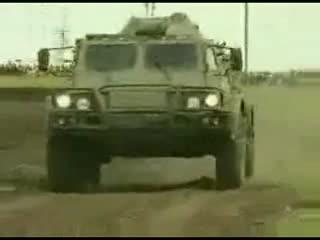 """Многоцелевая платформа ГАЗ-3937 """"Водник"""""""