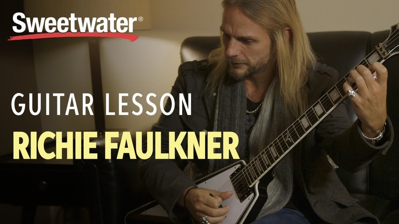 Solos and Licks with Judas Priest's Richie Faulkner