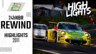 Manthey Racing mit Distanzrekord bei fünftem Sieg! | 24h-Rennen Nürburgring Rewind | Highlights 2011