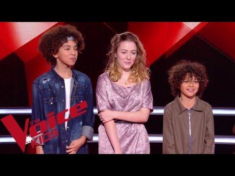 Jay Z ft Alicia Keys Empire State of Mind Lola vs Enzo vs Iliane The Voice Kids France