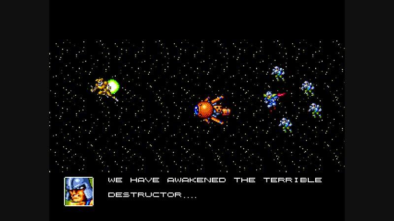 1-7 Gunstar Heroes: Final