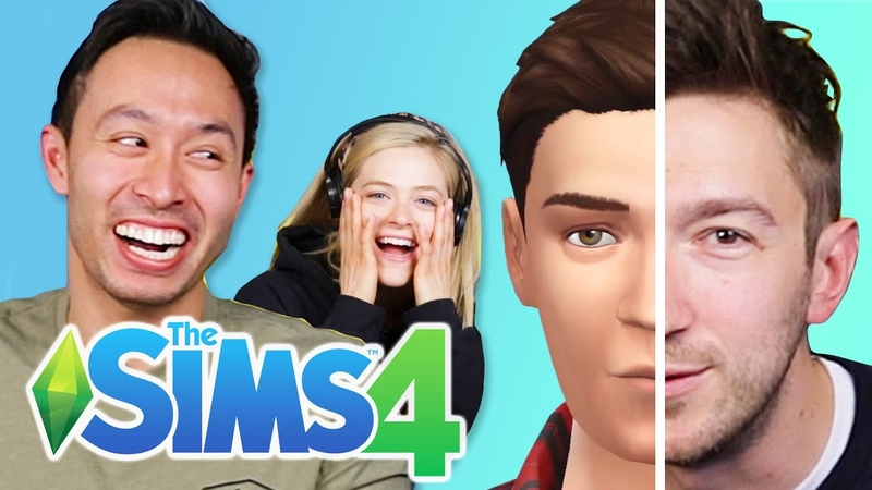 Ryan And Shane Make Each Other In The Sims 4