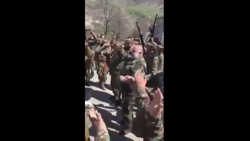 🔥 Армянские орлы готовы тепло встретить сирийских наемников на своей земле 🇦🇲✊