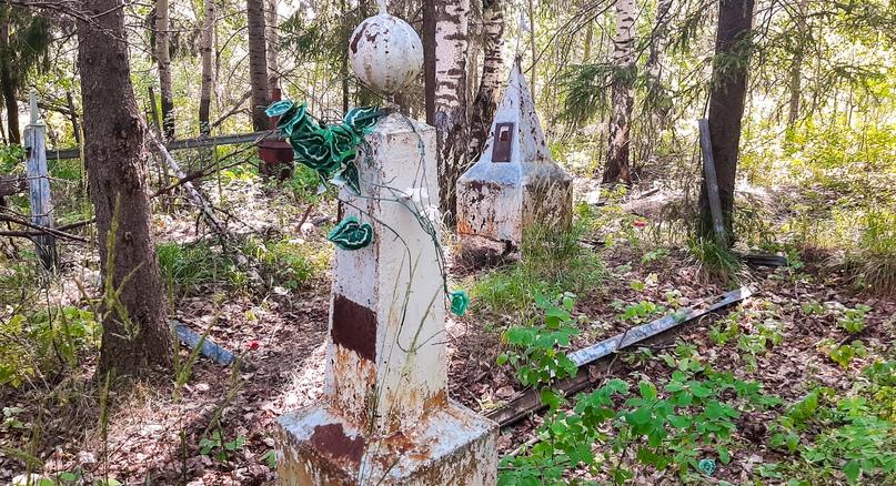 Старое татарское (мусульманское) кладбище, изображение №12