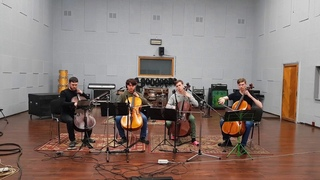 The Cello Quartet - Tchaikovsky - Waltz from Serenade for Strings, op. 48