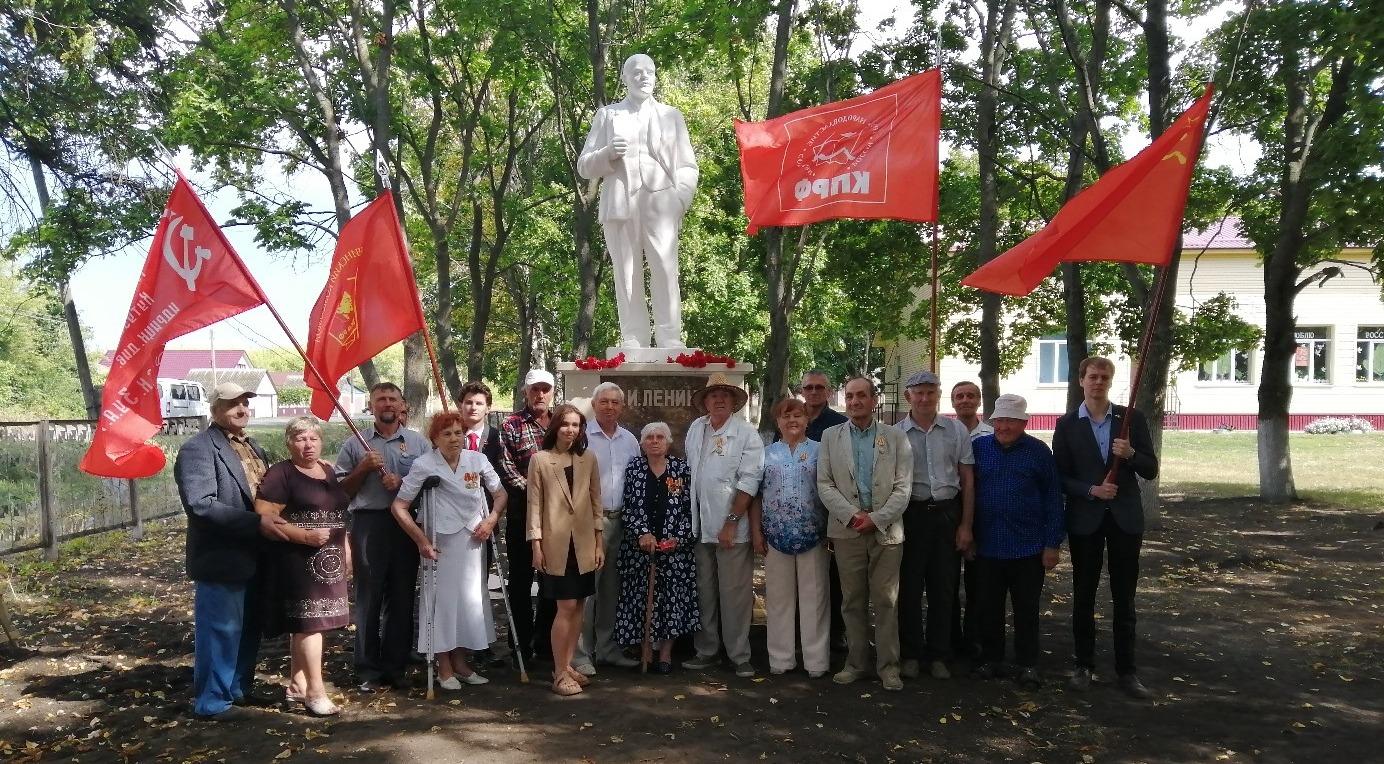 Ильич вернулся в посёлок Ильича