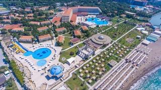 Cesars Temple De Luxe 5* - Цезарс Темпле де Люкс - Турция, Белек | обзор отеля, все включено, пляж
