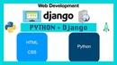 Python 3 Уроки Для Начинающих Django уроки Django в веб разработке Программирование Азы