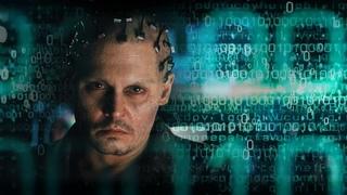 Уилл Кастер обретает цифровое бессмертие.Эпизод к\ф Превосходство(2014)