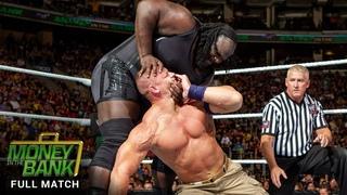 FULL MATCH - John Cena vs Mark Henry – WWE Title Match: WWE Money in the Bank 2013