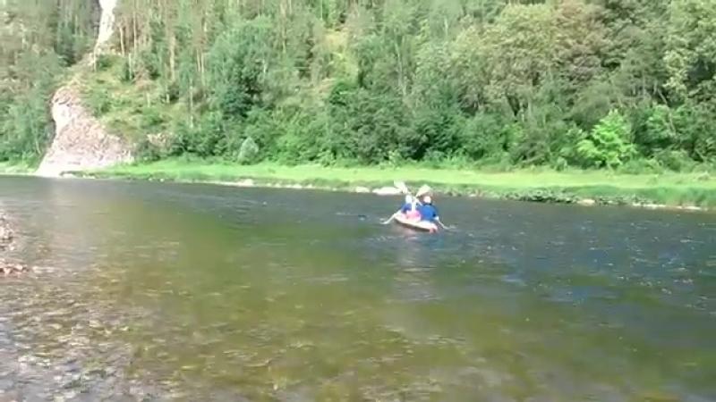 Белая река Сплав 05 13 07 2016 yaclip scscscrp