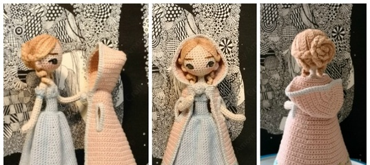 Knitting Pattern for Cupcake Dolls | Amigurumi, Bebek ve Battaniye | 240x537