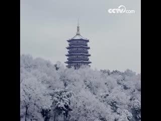 Озеро Сиху в городе Ханчжоу