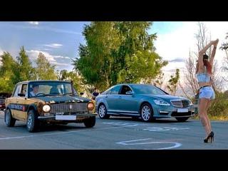 НЕ ОЖИДАЛ?! Жига Ракета VS Mercedes W221 & Opel Astra GTC & Subaru Legacy & Hyundai Solaris