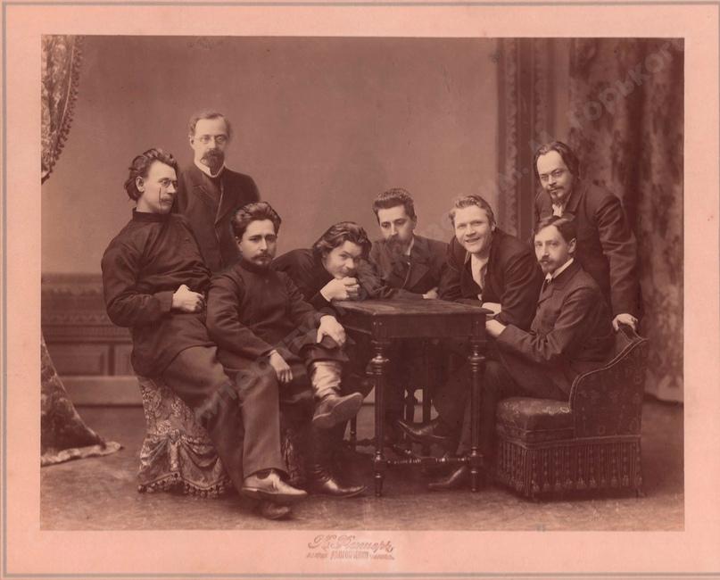 Фотография из фондов музея