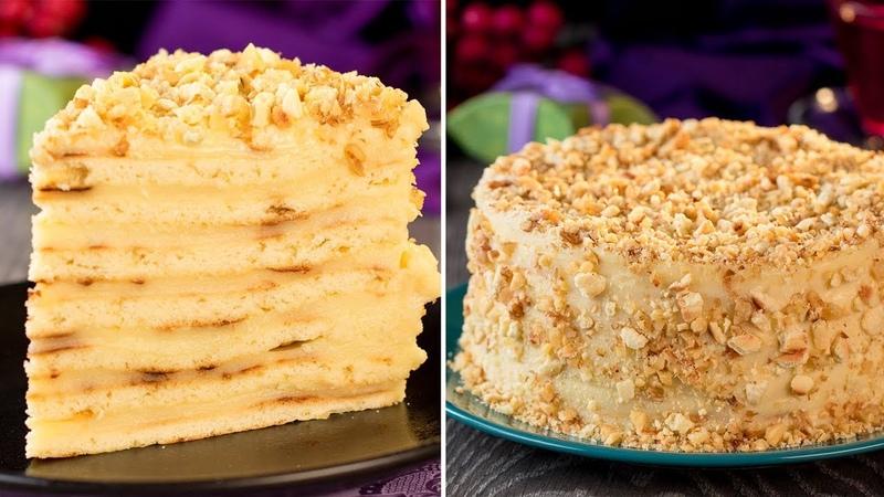 Торт Наполеон на сковороде рецепта проще этого невозможно найти