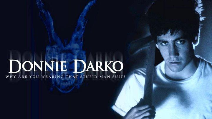 Донни Дарко HD фантастика триллер драма детектив 2001