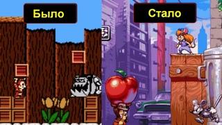 Лучшие ремейки 8 битных игр денди!