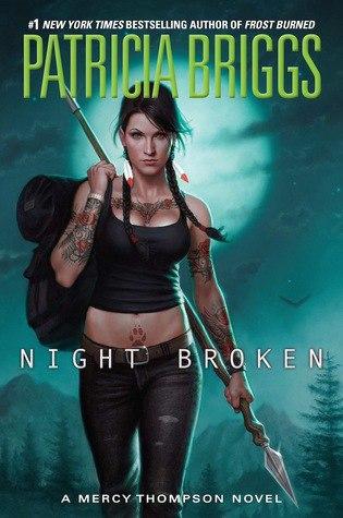 Night Broken (Mercy Thompson #8)