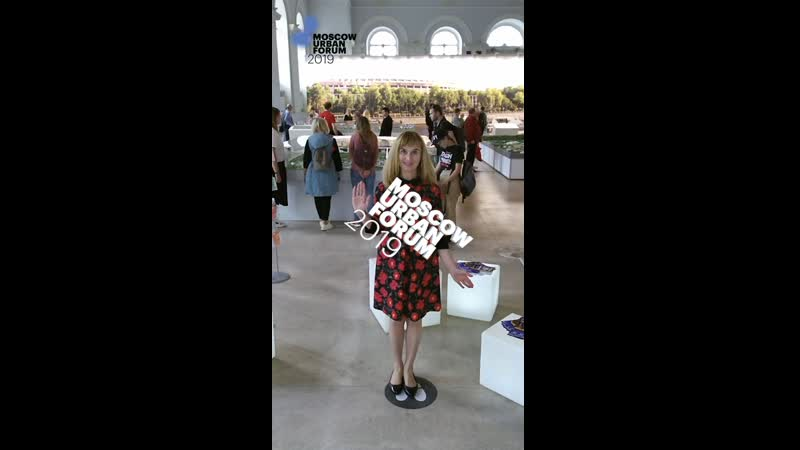 Видео-Визитка Техноград MoscowUrbanFest2019