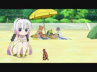 kobayashi-san chi no maid dragon, ricardo milos