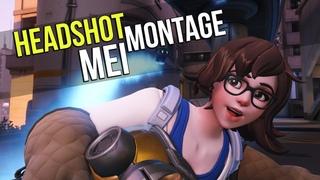Overwatch Fragmovie #4 | Mei Headshot Montage