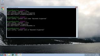 Как поменять емейл и пользователя в коммитах GIT