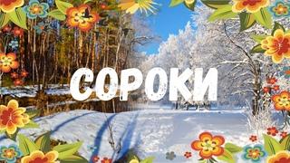 МБУ «Библиотека» и МБУ ДО «ДЮЦ»  видеоролик «Сороки»