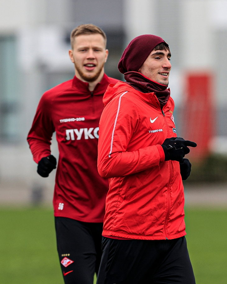 Илья Гапонов и Зелимхан Бакаев