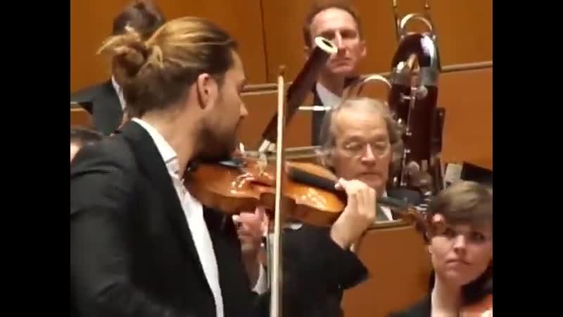 David Garrett Bruch Violinkonzert 260413 Ddorf Part 2 1