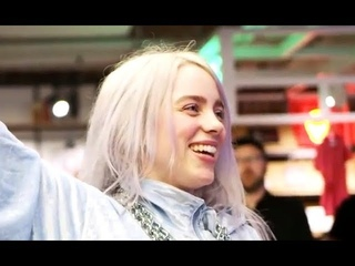 Billie Eilish - Try Not To Laugh   Funniest Moments Ever (compilation 2019)