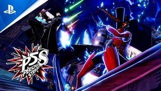 Persona 5 Strikers - Launch Trailer   PS4