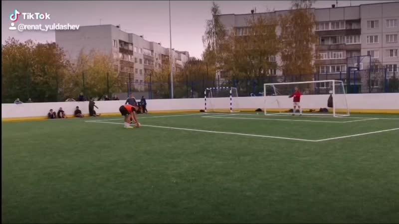 Гол Рената Юлдашева в Кубке Армада 2020
