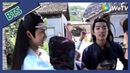 The Untamed【BTS】 The secret of how does Xiao Zhan and Wang Yi Bo do to kill the boring time