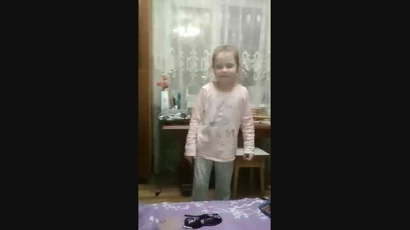 Лера Супертанцующая