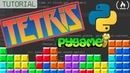 Python and Pygame Tutorial Build Tetris Full GameDev Course