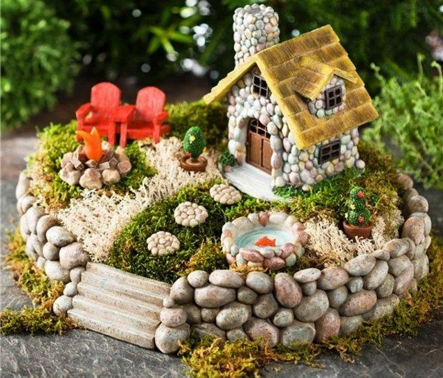 Домики для фей в вашем саду, изображение №2