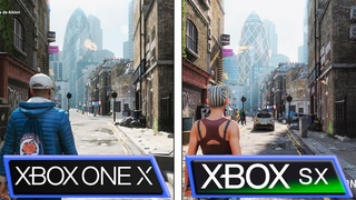 Watch Dogs: Legion | Xbox Series X vs Xbox One X | Early Gameplay Comparison