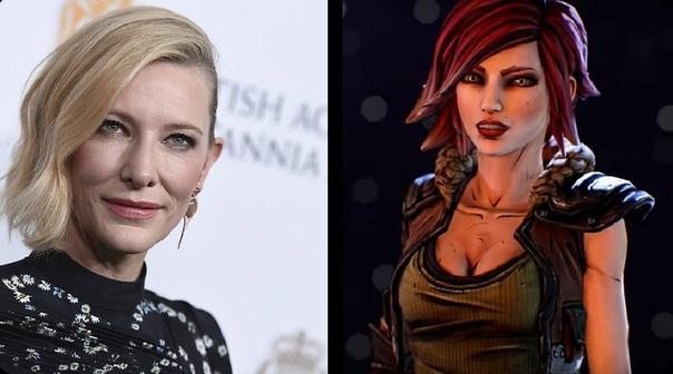 Кейт Бланшетт сыграет одну из главных ролей в экранизации Borderlands